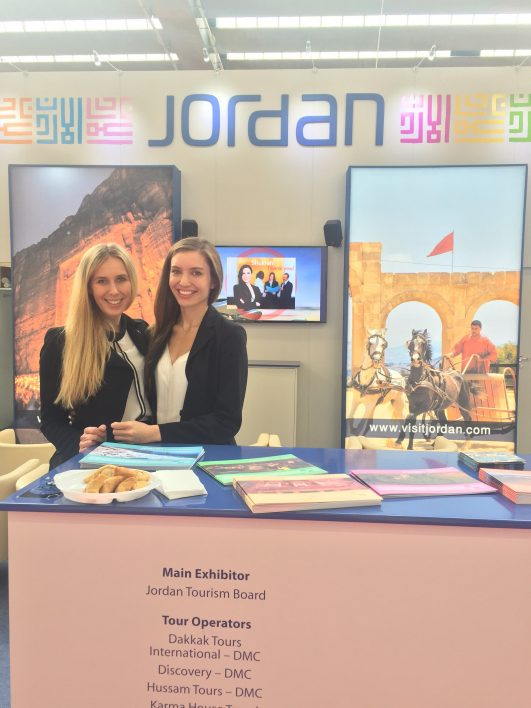 Messehostessen ITB Berlin