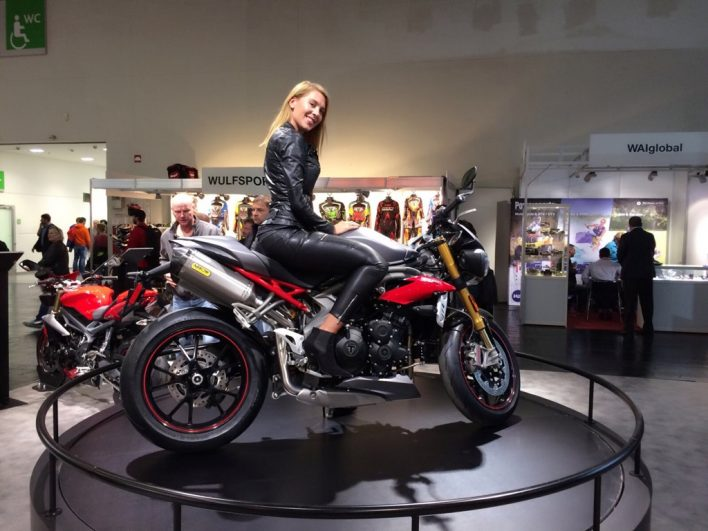 Modelhostess Essen Motorshow (EMS)